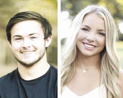 LA names Harris, Whitehead top graduates for Class of 2021