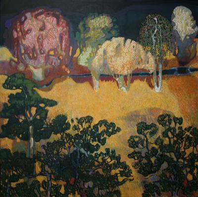"""Landscape"" by Mark Blaney"