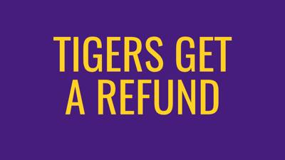 Refunds in store for some LSU students
