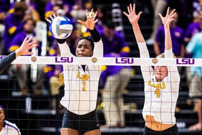 LSU Volleyball is ready to jump into their first game