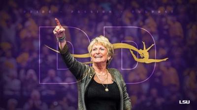 LSU Gymnastics HC D-D Breaux announces retirement
