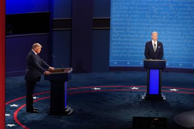 2020 Debate Picture