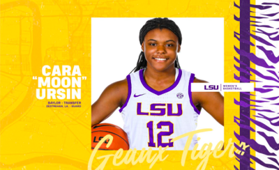 Moon Ursin joins the purple and gold