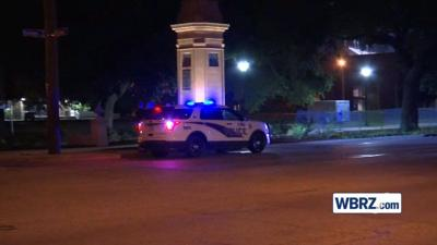 LSU sends out alert reporting shooting on Nicholson Drive