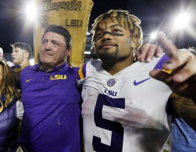 Orgeron and Guice