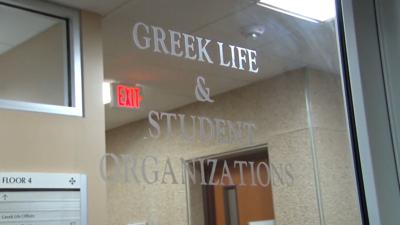 Greek Life officials returned to posts