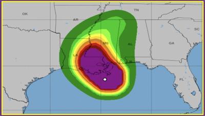 LSU to remain closed through Tuesday in response to Hurricane Ida