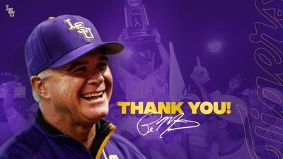 LSU head baseball coach Paul Mainieri announces retirement after 15 seasons
