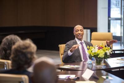 President Tate's message to students after allegations rise against former LSU grad student