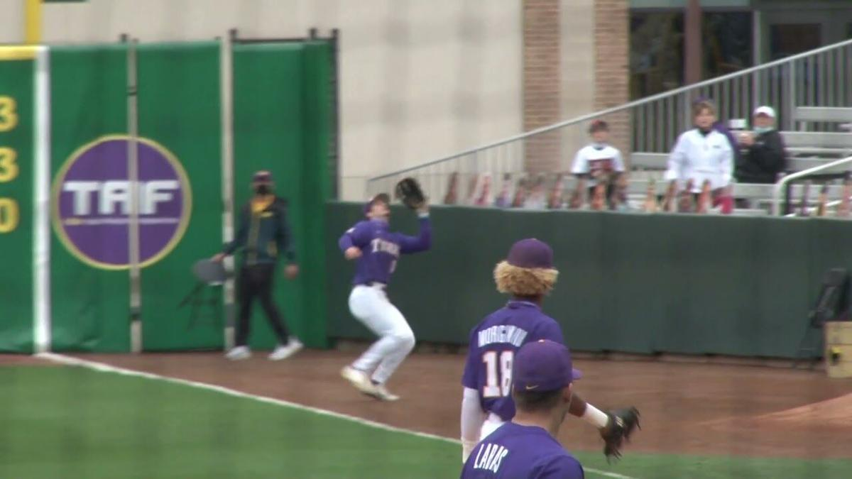 LSU Baseball vs. South Carolina 4.17.21 | HIGHLIGHTS