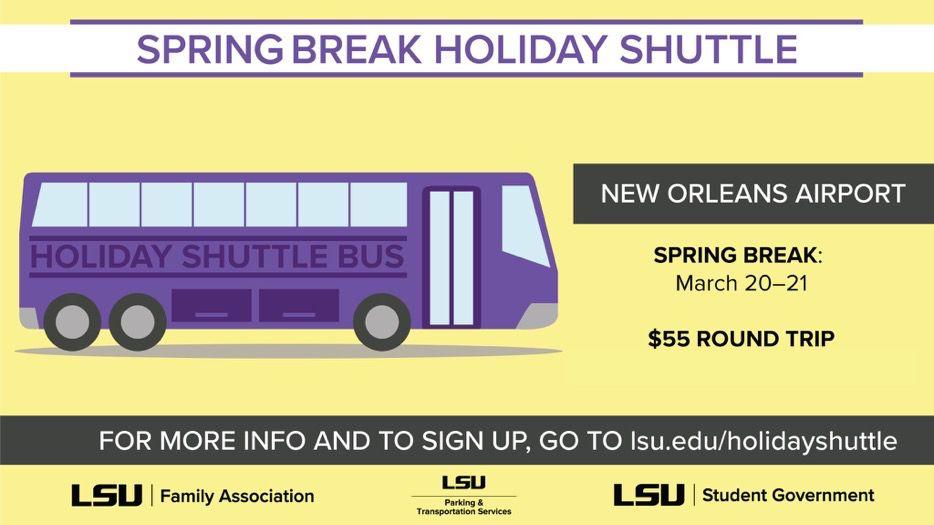 Spring Shuttle
