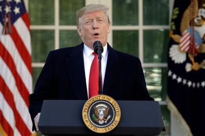 Trump Government Shutdown, Washington, USA - 25 Jan 2019