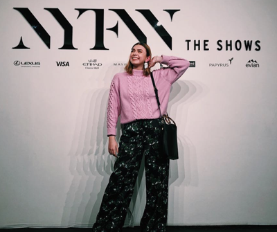 New York Fashion Week Gave An LSU Student A Once-In-A-Lifetime Experience