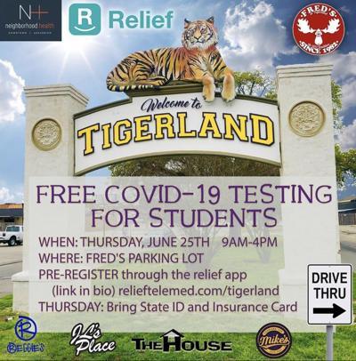 Tigerland testing information