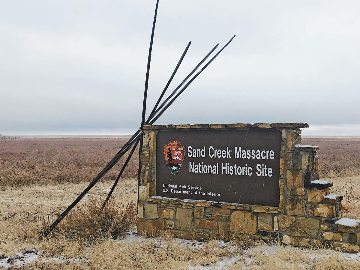 Travel-Sand Creek Massacre