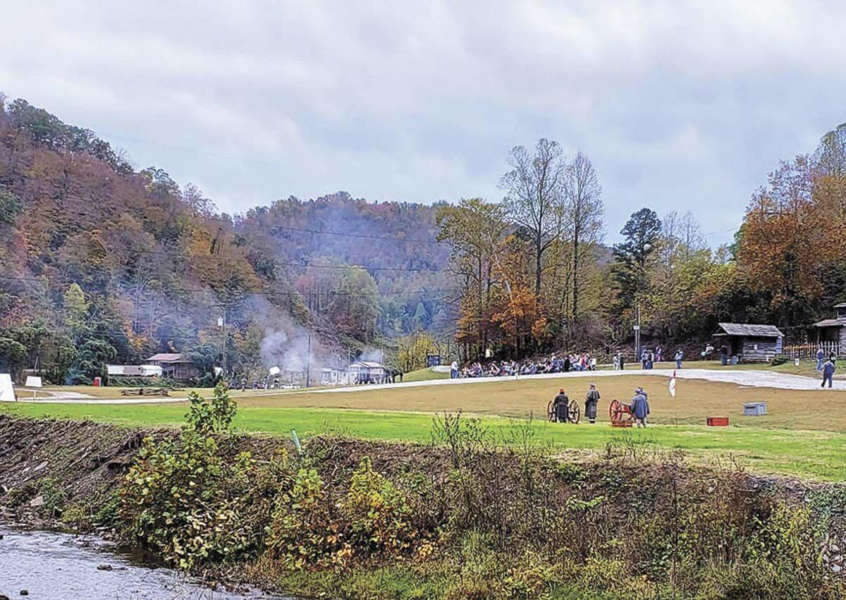 Muskets, Mortars and Music: The Battle of Leatherwood
