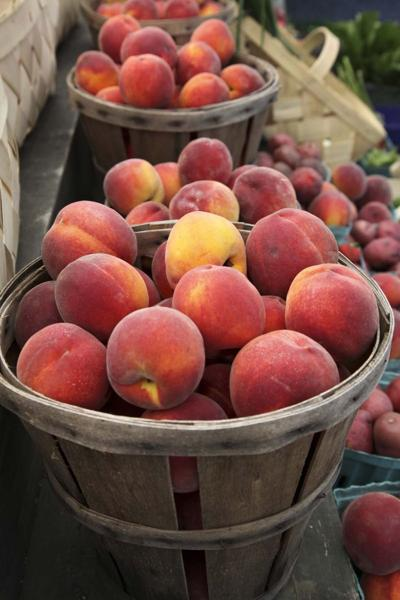The Georgia peach may be vanishing, but its mythology is alive and well