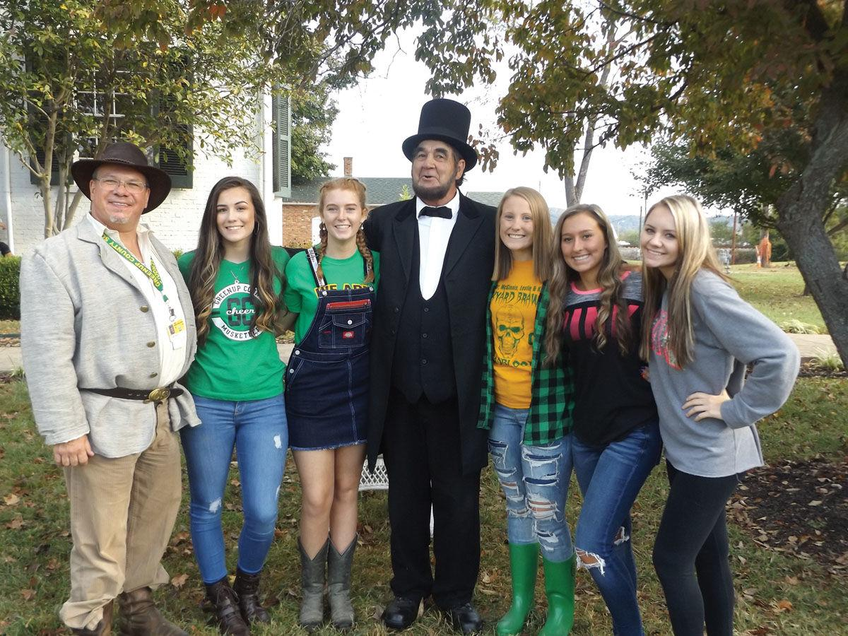 McConnel House Civil War Days