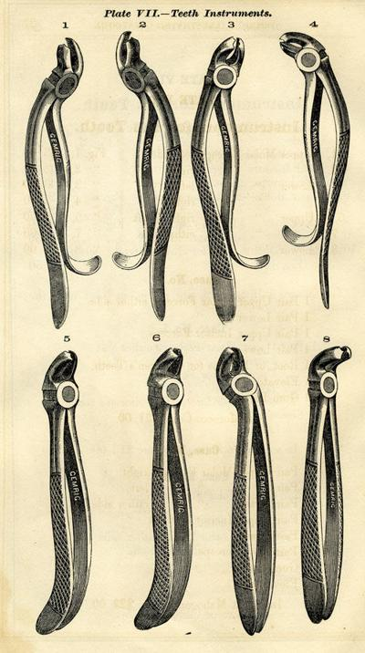 Confederate Dentistry during the War