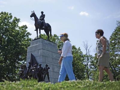 Sims begins as Superintendent of Gettysburg National Military Park