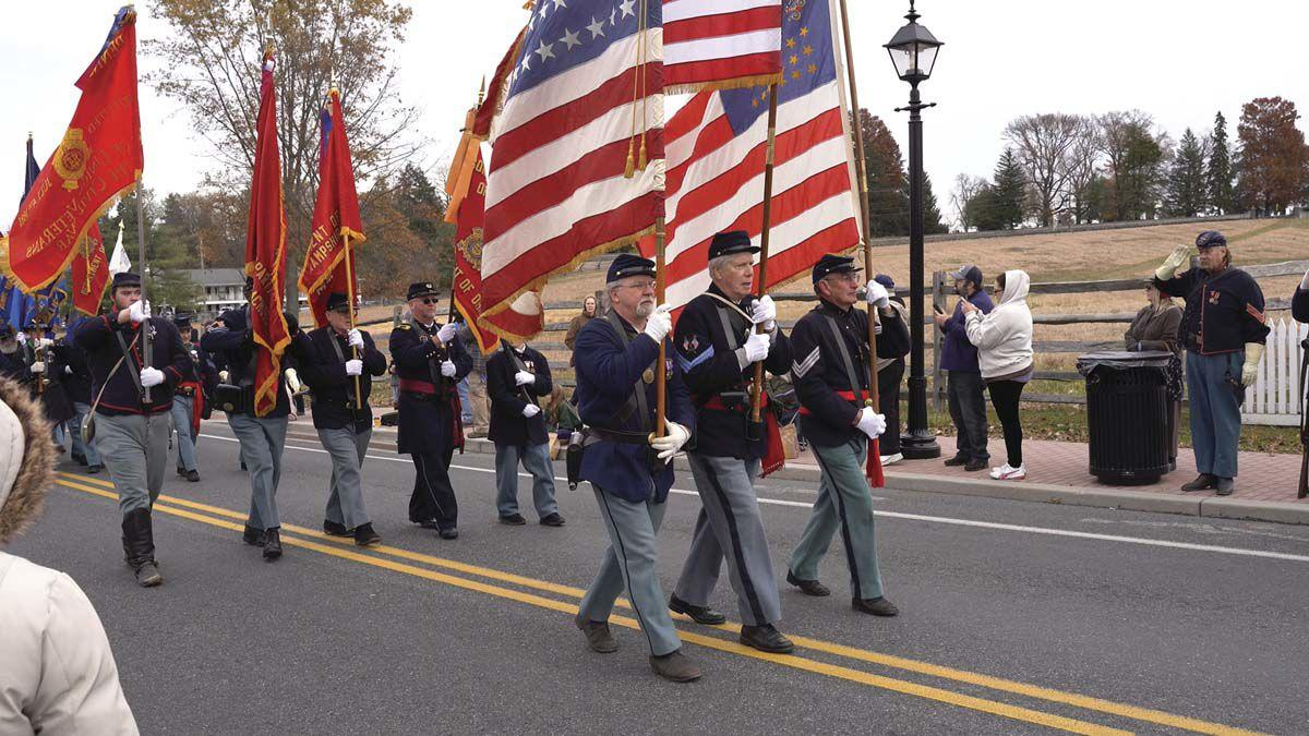 Gettysburg Remembrance Day