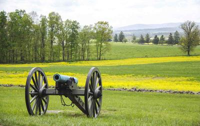 Gettysburg National Military Park is increasing access and services