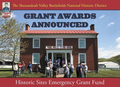 Emergency Grant Fund for historic sites