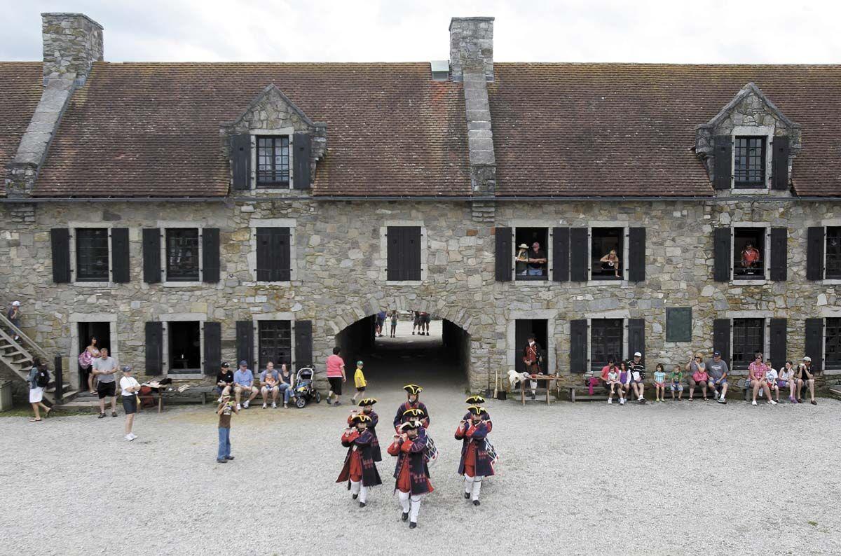 Fort Ticonderoga Finances
