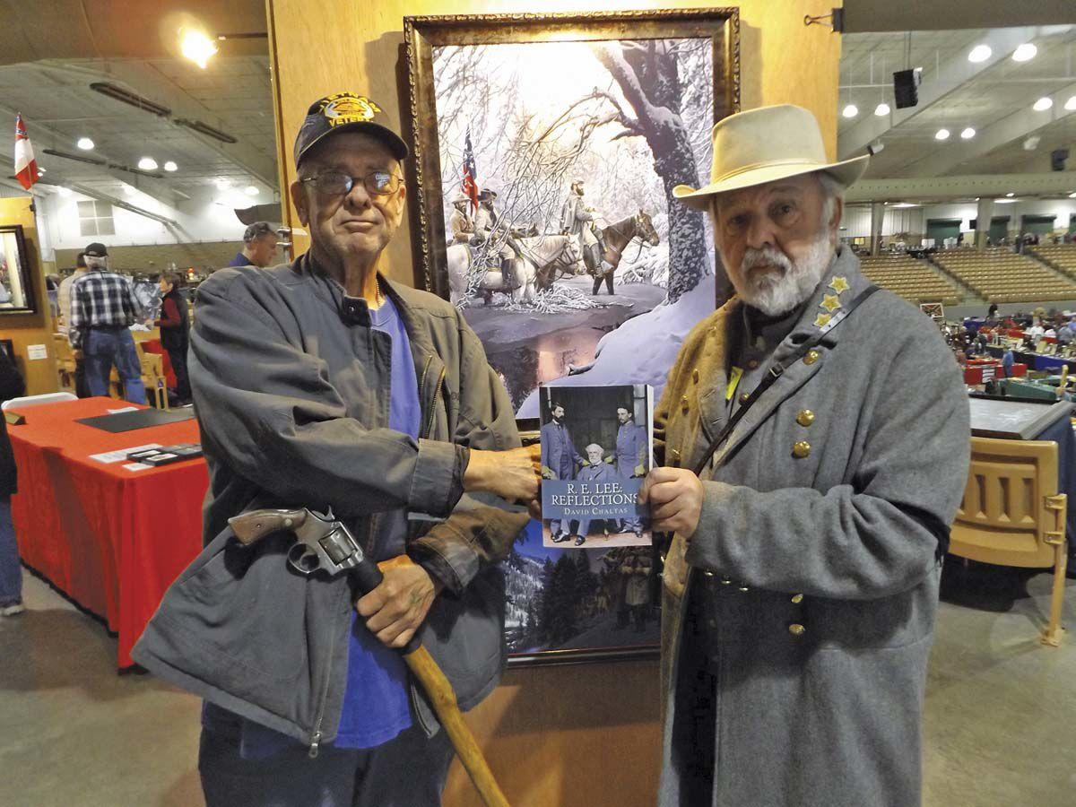 Reflections of Mike Kent's Civil War Shows
