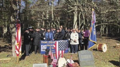 Last Civil War soldier in  Atlantic County honored