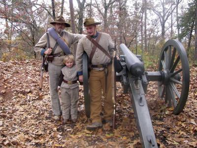 Capes of the Confederate Calvary