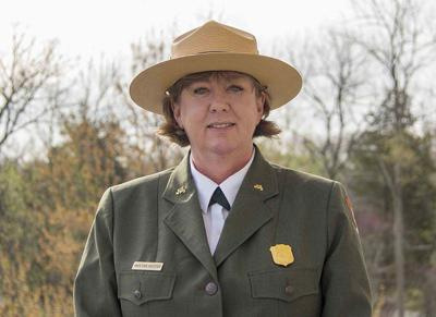 Heister selected as the permanent Deputy  Superintendent of Gettysburg National Military Park and Eisenhower National Historic site