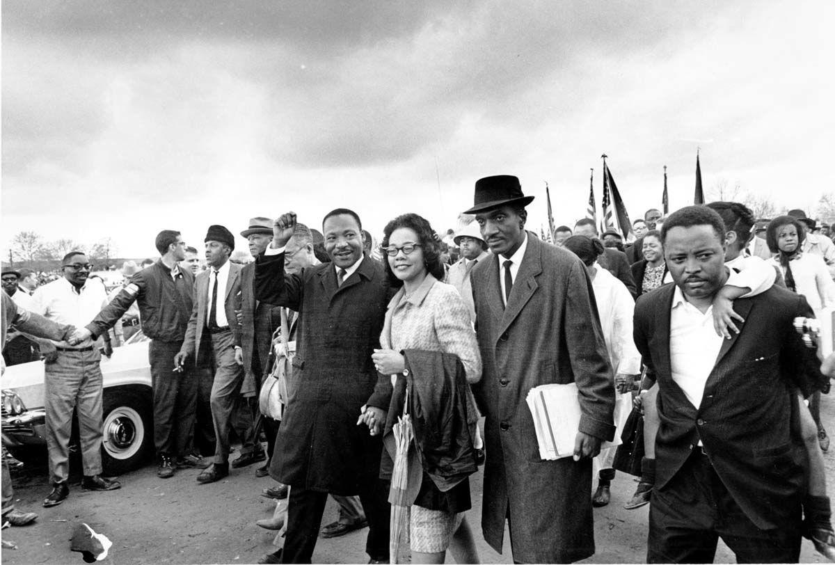 55 Years after Bloody Sunday in Selma