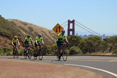 Cross-country cyclists plan Carrollton stop today