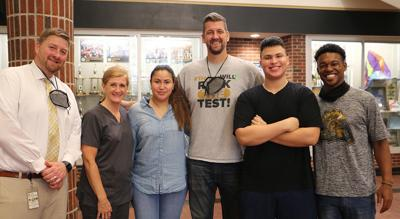 Quick-thinking and medical device saved CHS student