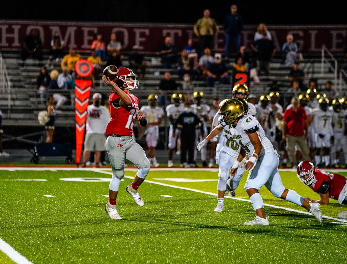 Mt. Zion HS Football vs Landmark Christian pic6