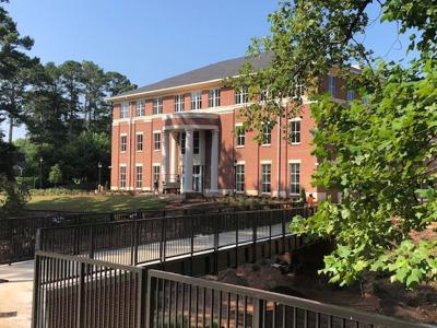 Faculty and staff moving into UWG's newest building this weekend