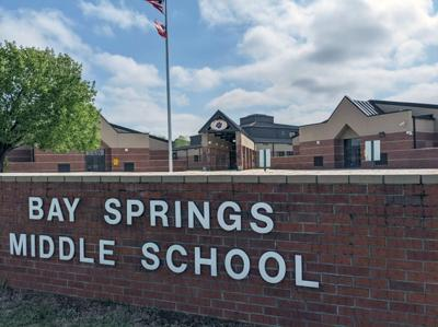 Proposal for changes to Bay Springs Middle meeting opposition