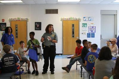 Annual academy helps kids understand law enforcement