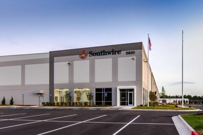 Southwire to add onto VR service center