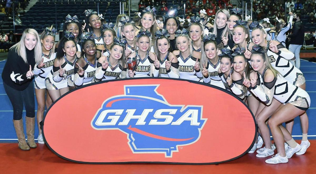 Adversity can't stop latest Carrollton cheering champs