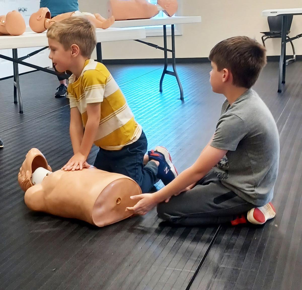 Heart Awareness Day in Buchanan