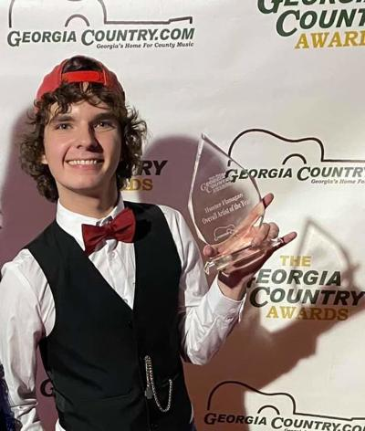 Bowdon High School graduate named Georgia Country Overall Artist of Year