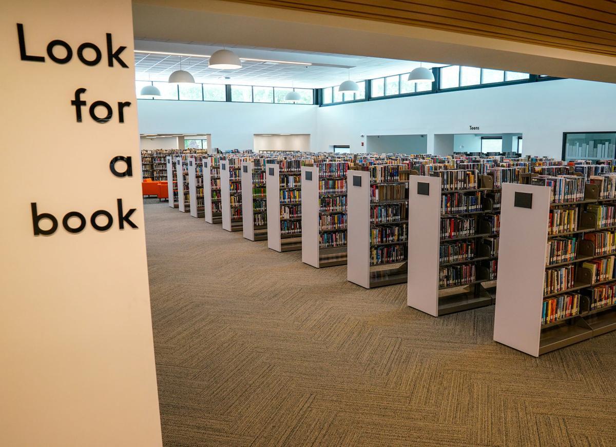 Library photo jump