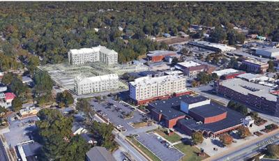 Carrollton Planning and Zoning Commission recommends approval of $20 million apartment complex downtown
