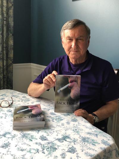 Local author publishes third mystery novel