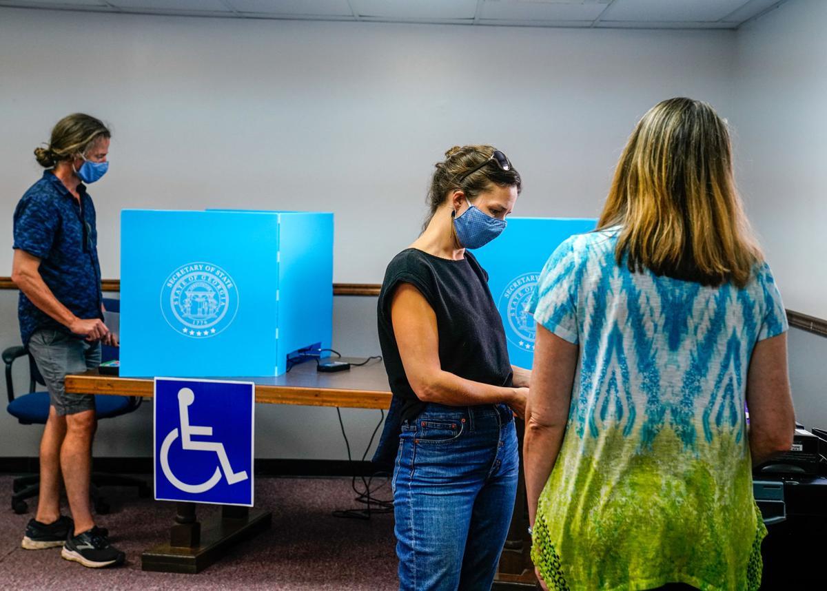 Runoff Election Jump photo 1