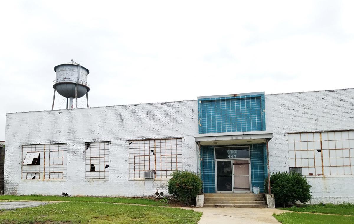 Hubbard Slacks building faces demolition