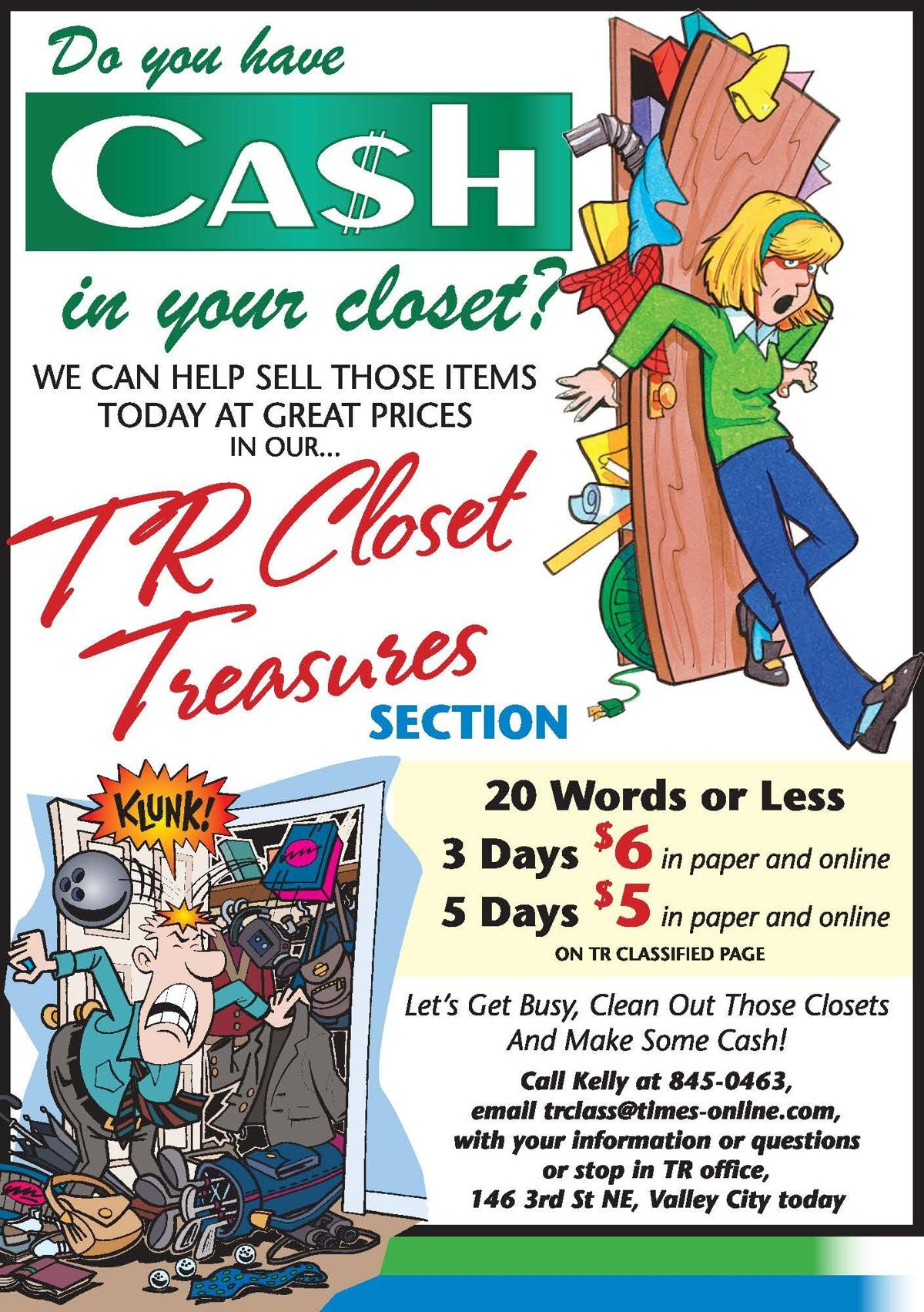 Closet Treasures