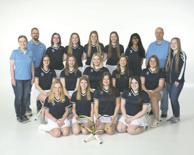 Hi-Liner Varsity Tennis 2021 Team